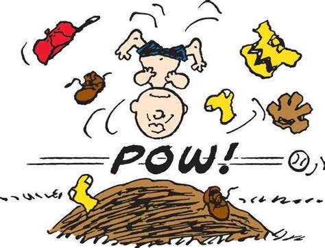 Image result for charlie brown on the baseball mound clip art free
