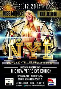 Dance with Friends · New Years Eve Edition · 31 december ...