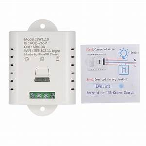 Smart Switch Für Pc : best wifi smart switch 10a wireless light timer 10 sale online shopping ~ Markanthonyermac.com Haus und Dekorationen