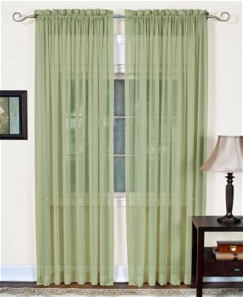 miller curtains sheer grommet window treatment