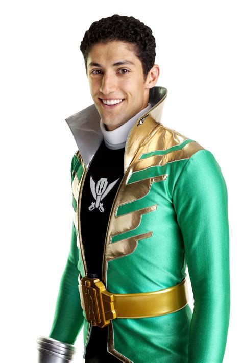 azim rizk as jake holling the megaforce black ranger megaforce green ranger green ranger