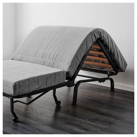 Lycksele Chair Bedsofa Bed by Lycksele Murbo Chair Bed Vallarum Grey Ikea