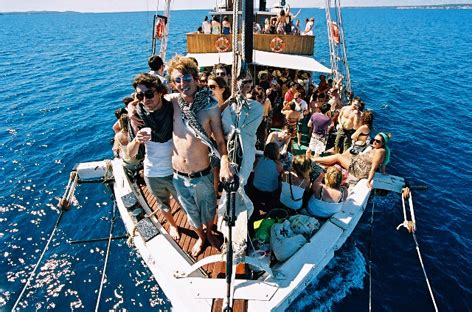 Whitsundays Party Boat by Ra News The Garden Festival 2015 Announces Boat Party Lineups