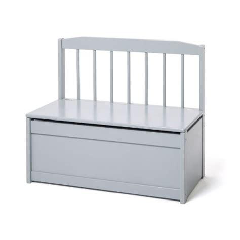 banc coffre gris oxybul pour enfant d 232 s la naissance oxybul 233 veil et jeux