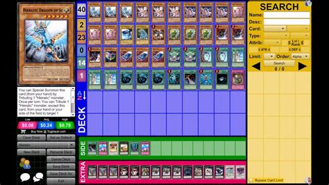 hieratic deck 2017 28 images hieratic blue deck by blueeyeshiningdragon on