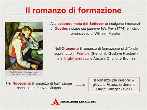 Il Romanzo  Ppt Video Online Scaricare