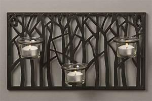 Metall Deko Wand : baum deko wand metall die neuesten innenarchitekturideen ~ Markanthonyermac.com Haus und Dekorationen