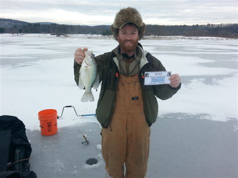 Jordan Allison Pa Fish And Boat by Northern Pennsylvania Fishing Report January 15 2015