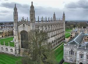 Kings College Chapel, Cambridge – The Chapel Built By ...