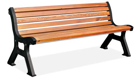 Wood Plastic For Park Benches In London,uk Outdoor