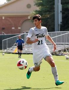 Men's Soccer: Four goal outburst helps Tribe to CAA ...