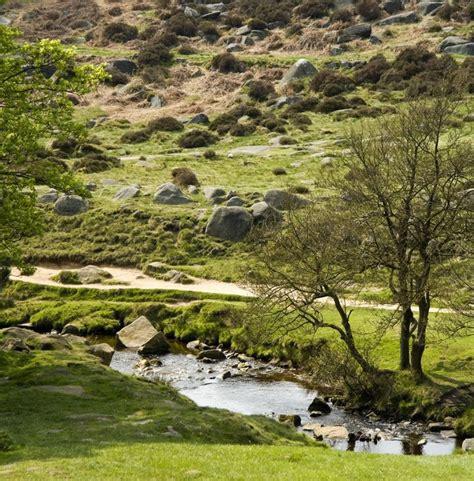 Huis Kopen Platteland Engeland by Sticker Engeland Derbyshire Peak District National Park
