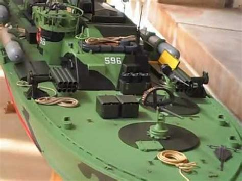 Elco Pt Boat Youtube by Elco 80 Torpedo Boat Pt 596 1 35 Youtube