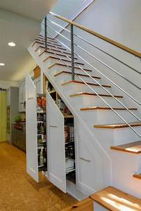 Schrank Unter Treppe Selber Bauen : schrank unter treppe und andere l sungen wie sie f r mehr stauraum sorgen ~ Markanthonyermac.com Haus und Dekorationen
