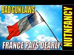 France Pays Dearly: Gun Laws that Welcome Terrorists-Xilfy.com