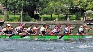 Dragon Boat Racing Kingston 2018 by Fundraising Rotary Club Of Croydon