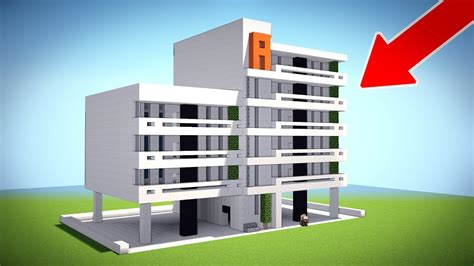 Minecraft Modern Apartment Tutorial  Latest Bestapartment