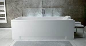 Badewanne 120 Cm : badewanne rechteck eckwanne 120 x 70 cm sch rze verkleidung ablauf acryl m pmd ebay ~ Markanthonyermac.com Haus und Dekorationen
