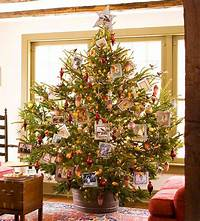 country christmas decorations 37 Inspiring Christmas Tree Decorating Ideas - Decoholic