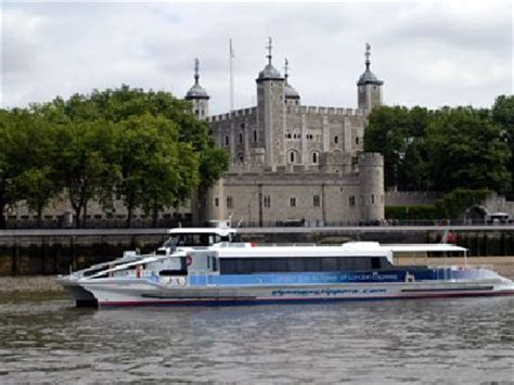 Boat Service London by New Boat Service Links London Eye With Tower Of London 29