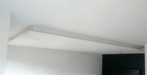 Abgehängte Decke Mit Indirekter Beleuchtung (lichtvouten