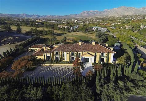 visite d une incroyable villa de luxe 224 las vegas galeries d images argent v2 canoe ca