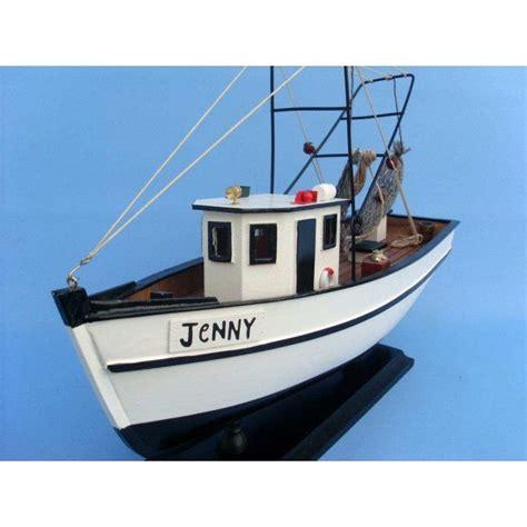 Shrimp Boat Jenny by Model Boats Model Boat Forrest Gump Jenny Shrimp Boat 16
