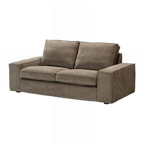 ikea kivik 2 seat sofa slipcover loveseat cover tranas light brown 229 s bezug housse