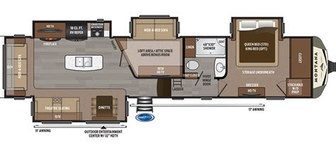 new 2018 keystone montana 3950br fifth wheel oklahoma city ok leisure time rv rv sales ok and