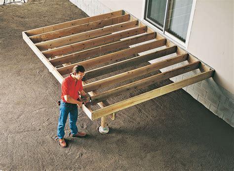 Deck Joist Hangers Or Not by Diy Deck Overview