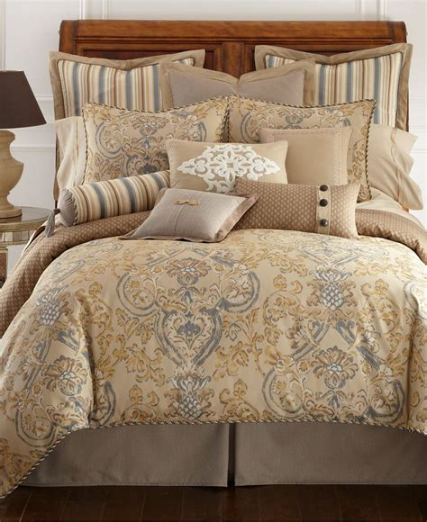 waterford harrison king comforter bedding collections bed bath macy s master bedroom