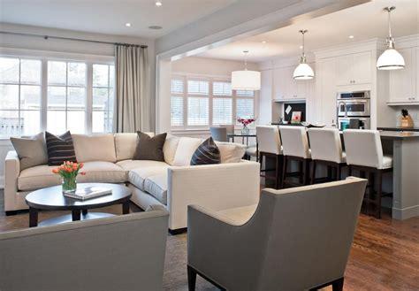 Living Room Kitchen Combo