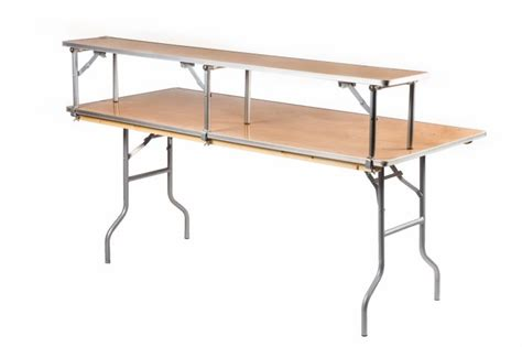 Rectangle Bar Top Riser For Rectangle Banquet Tables  The. Round Stone Dining Table. White Night Table. End Table With Basket Drawers. Modern Executive Office Desk. Stool With Drawers. Hon Desks L Shaped. Galant Desk Top Shelf. Credit Desk Analyst