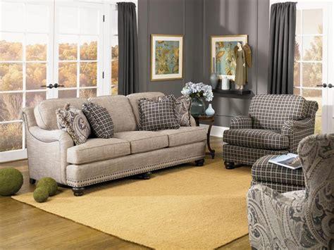 smith brothers three cushion sofa 388 10