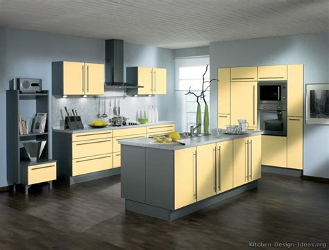100 pictures of kitchens modern two kitchens with