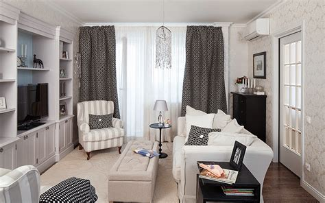10 Functional Small Living Room Design Ideas