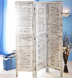 Spanische Wand Raumteiler : raumteiler paravent spanische wand 24122 sichtschutz art jardin ~ Whattoseeinmadrid.com Haus und Dekorationen