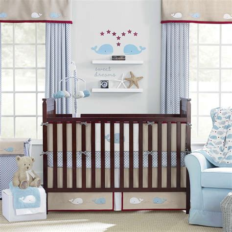 Wendy Bellissimo Crib Bedding by Wendy Bellissimo Snug Harbor Baby Bedding Collection
