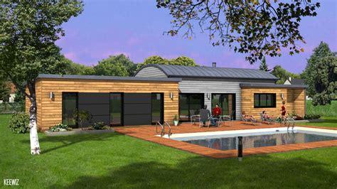 davaus net maison plain pied contemporaine bois avec des id 233 es int 233 ressantes pour la