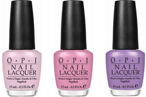 Opi's New Pirates Of The Caribbean Nail Polish Collection