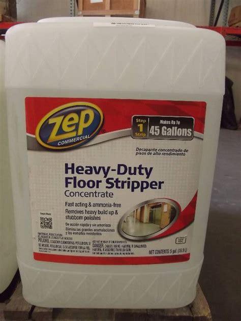 zep heavy duty floor als april sale equip bid