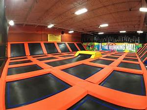 Urban Air Trampoline & Adventure Park to open in Pearland ...