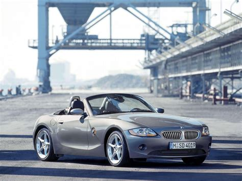2003 Bmw Z4 3.0i Specifications And Technical Data