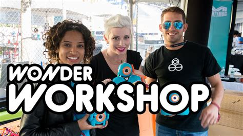 Wonder Workshop (formerly Playi) At Maker Faire Ny 2014 Youtube