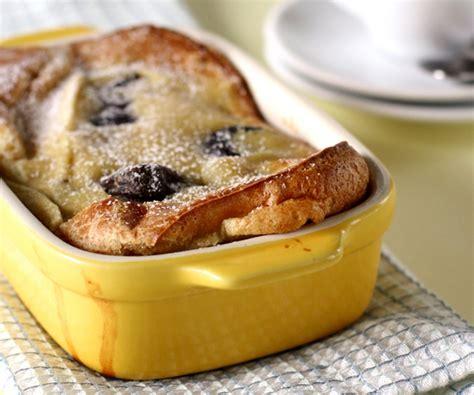 dessert facile clafoutis aux pruneaux