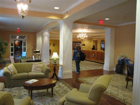 front desk lobby picture of the atherton hotel at osu stillwater tripadvisor