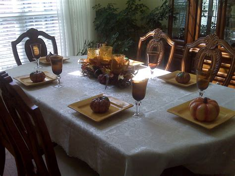fall dining table decor photograph s dining room table