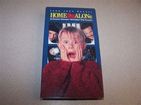 Opening To Home Alone 1986 Vhs  Scratchpad  Fandom Powered By Wikia