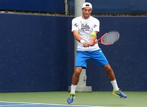 Men's tennis to stay on guard with Fresno State   Daily Bruin
