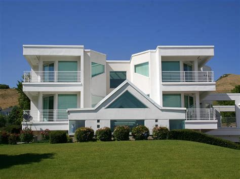 House Style : International Style House Plans
